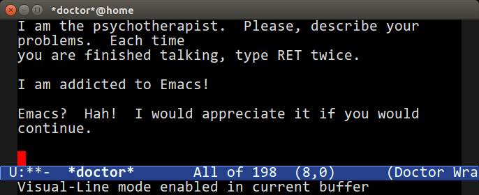 Fun and Games in Emacs - Mastering Emacs
